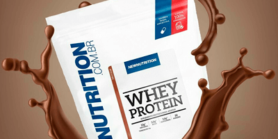 Whey sabor chocolate